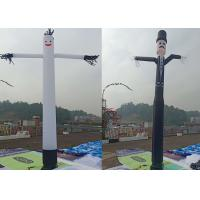 China Outdoor Fun Advertising Inflatable Arm Man , Waving Hands Dancing Wind Man on sale