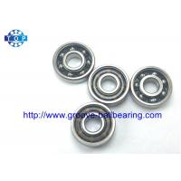 Wholesale Miniature Radial Ball Bearings 8*22*7mm Open Type 608 Bearing Nylon Cage from china suppliers