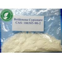 Wholesale Natural Injectable Steroids Hormone 100mg/ml Boldenone Cypionate CAS106505-90-2 from china suppliers