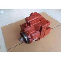 Wholesale Doosan DH80 Excavator Hydraulic Piston Pump kawasaki K5VP2D36 Red Without Gear Pump from china suppliers