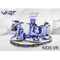 Wholesale Electric System 4 Seats Children VR Equipment Customized Color from china suppliers