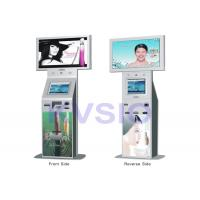 Wholesale Dual Sides Self Service Computer Kiosk , Multimedia Kiosk Easy To Operate from china suppliers