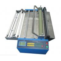 Wholesale Automatic Plastic Film Cutting Machine ,  Plastic Sheet Cutting With English Language from china suppliers