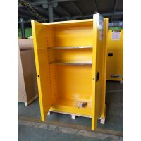 Quality Double Wall Construction Industrial Storage Cabinets / Chemical Storage for sale