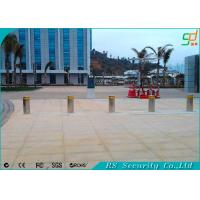 Wholesale Automotive Steel Electronic Barriers Hydraulic Bollards For Security from china suppliers