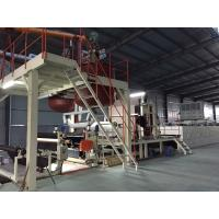 Wholesale Bitumen Carpet Tile Production Line Touch Screen With Hot - Air Circulation Oven from china suppliers