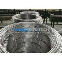 Wholesale Chemical Injection Seamless ASTM A269 Stainless Steel Tubing Line / Seamless Coiled Tubing from china suppliers