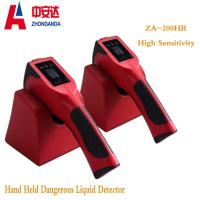 Buy cheap High Sensitivity Metal Detector Scanner HandHeld For Explosive Chemical Liquid from wholesalers