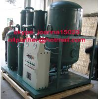 Buy cheap Lubricant Oil Treatment plant,Vacuum Dehydrator For Bad Emulsified Oils like Lube oil, Hydraulic Oil,Oil Filters purify from wholesalers