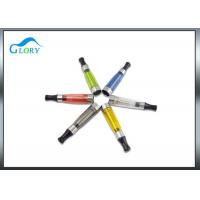Wholesale Ego ce5 rebuildable clearomizer 2.4ohm E Cig bottom dual coil clearomizer yellow , red color from china suppliers