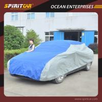 Wholesale Universal Protective 80g Nonwoven Outdoor Car Covers size S M L XL XXL from china suppliers