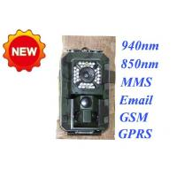 Quality infrared MMS GSM GPRS hunting trail camera for sale