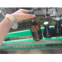 Wholesale Beer Automatic Filling Machine Soft Drink Plant With Glass Bottles from china suppliers