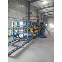 Wholesale 1250mm Width Simple Sandwich Panel Machinery 28Kw 380V / 3P / 50HZ from china suppliers