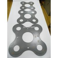 China NSiC multi setters, slabs, nitride bonded silicon carbide setters, NSiC plates for table ware for sale