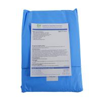 Wholesale Medical Universal Lithotomy Laparoscopy Drape Pack SMS Material Eco - Friendly from china suppliers