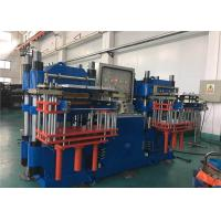 Wholesale Double Working Tables 200 Ton Clamp Force Vulcanizer Industrial Pressing Machine from china suppliers