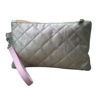 Wholesale Pink Square Veins Leatheroid Wallet Bag, Fabric Purse Bags For Ladies / Girls from china suppliers