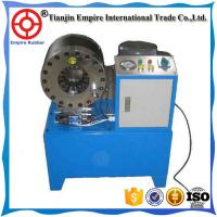 Wholesale High quality 10sets dies finn-power hydraulic hose crimping machine manufacture from china suppliers