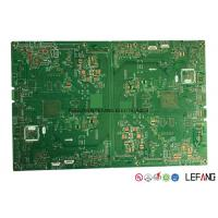 Quality ISO9001 Certificated TG130 Pcb Double Sided for Security monitor Displayer for sale