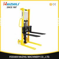 Wholesale 2000kg Manual Forklift/Trolley, Manual Hand Pallet Stacker made in china from china suppliers