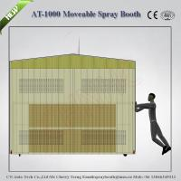 Wholesale 2015 New AT-1000 Moveable Spray Booth and Prep Station,Portable spray paint booth/mobile s from china suppliers