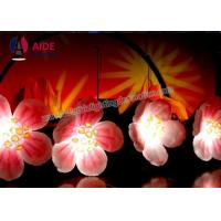Buy cheap Indoor Giant Inflatable Flower Inflatable Event Decoration Custom Made In Stage from Wholesalers