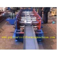 Wholesale Galvanized Automatic Seamless Gutter Machine , Rain Gutter Roll Forming Machinery from china suppliers