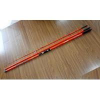 Buy cheap Surf casting Carbon Fishing rods,4.50m 3 section surf casting rods,high quality from wholesalers