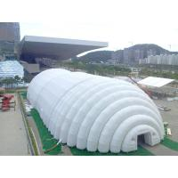 Wholesale Amazing FR Rip Stop Nylon White Globe Marquee Inflatable Exhibition Tent from china suppliers