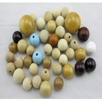 Wholesale bracelet beads loose beads good quality wood beads for necklace from china suppliers