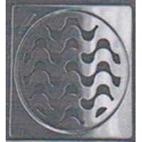 Export Europe America Stainless Steel Floor Drain Cover7 With Square (94.3mm*94.3mm*3mm) for sale