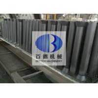 China Chemical Resistance Ceramic Burner Nozzle For Tunnel Kilns Flaming Tubes for sale