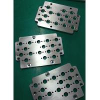 Wholesale Aluminium Test Block Custom CNC Machining Milling Parts Highly Precise from china suppliers