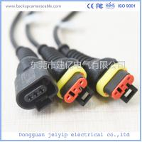 Wholesale Bus Internal 16 Pin Terminal Cable , Vehicle Interior Automobile Anti Plug-In Cable from china suppliers