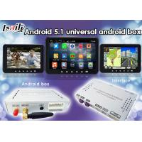 Wholesale Android 5.1 Support TMC Universal Android Navigation Device for  DVD Player from china suppliers