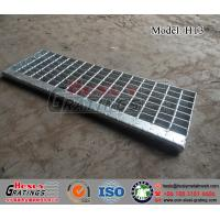 Quality Grating Stair Treads Step Treads Grating for sale