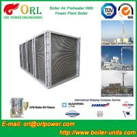 Wholesale Vertical Electric Boiler Air Preheater In Steam Power Plant Tubular Type from china suppliers