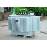 Wholesale Full Sealed Outdoor Three Phase Power Transformers , 20kv Oil Filled Transformer from china suppliers