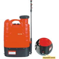 Wholesale 16L 18L 20L Auto battery powered backpack sprayer For Knapsack WITH Electric Power Type from china suppliers
