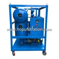 Insulation Oil Recycling System, Switchgear Oil Purifier, Transformer Oil Regeneration Plant, Cable Oil Degassing Unit for sale