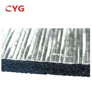 China Thermal Roof Construction Heat Insulation Foam Polyethylene Plastic Customized Length on sale