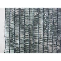 Wholesale 30% - 45% Dark Green Sun Shade Netting , 12 x 100m , 30gsm - 45gsm from china suppliers