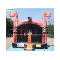 Wholesale Commercial Grade Pirate Inflatable Bounce Houses Kids Jumping Castles from china suppliers