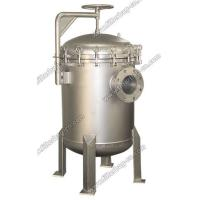 Wholesale Multiple Bag filter housings - Stainless Steel Multi Round Bag Filtration System from china suppliers