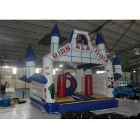 Wholesale Cartoon Style Inflatable Bouncer , Outdoor Used Commercial Inflatable Bouncers For Sale from china suppliers