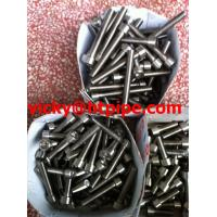 Wholesale Monel400 hex socket screw copper nickle alloy screws from china suppliers