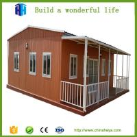 Wholesale V950 # color plate insulation wall panels prefab house designs for kenya from china suppliers