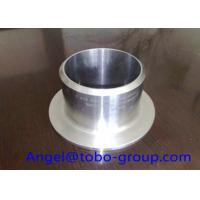 China Butt Weld Fitting Nickel alloy steel Stub End Alloy 600/Inconel 600 6'' SCH40s on sale