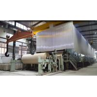 Buy cheap Electric Tissue Paper Manufacturing Machine , Paper 70-300 G/M² Cotton Paper from wholesalers